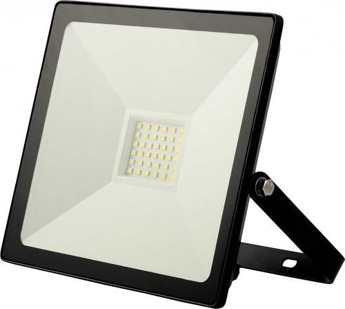 LED reflektor HALO SMD 30W CW, 6000K, 2700lm, IP65, Greenlux GXLR012