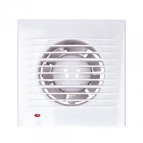 Axiální ventilátor, do sprchy, kuchynì, koupelny, WC, 100mm, Solight AV01 - zvìtšit obrázek
