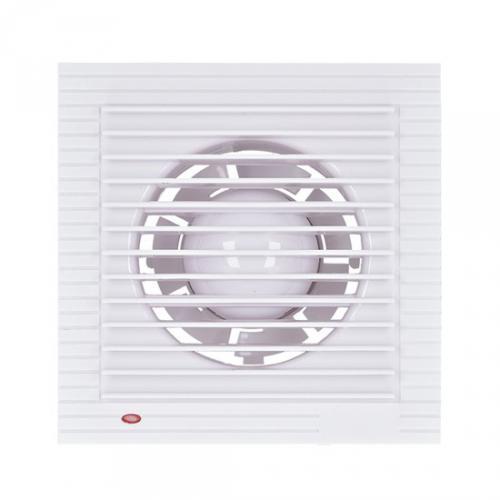 Axiální ventilátor s èasovaèem, do sprchy, kuchynì, koupelny, WC, 100mm, Solight AV02