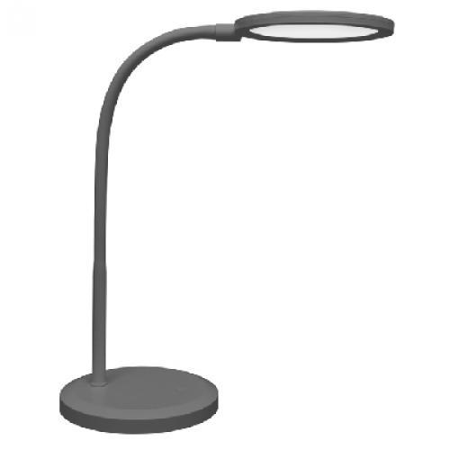 LED stmívatelná kanceláøská lampa Ecolite MATYS LTL11-CR, 7W, 4000K, 550lm - zvìtšit obrázek