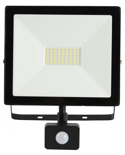 LED reflektor TOMI SMD 50W PIR, 6000K, 4250lm, IP44, Greenlux GXLR021