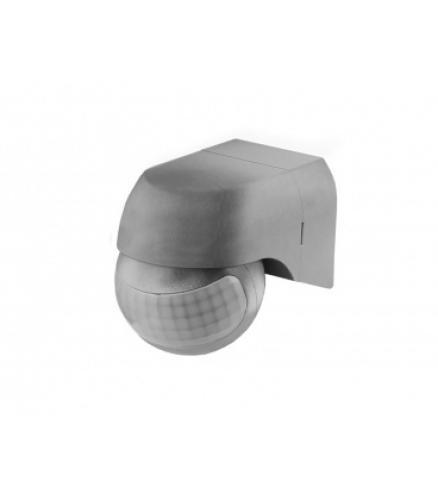 SENZOR PIR pohybové èidlo 180° | støíbrná PANLUX SL2300/CH