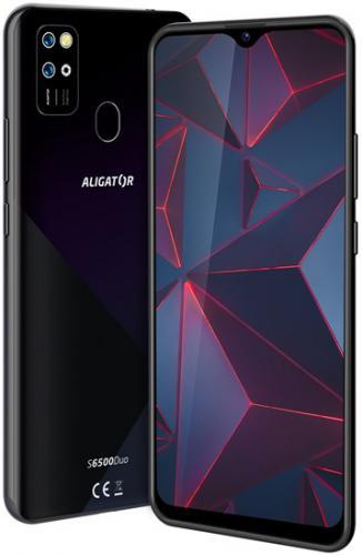 Mobilní telefon Aligator S6500 Duo 32GB èerný