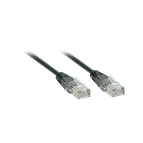 UTP CAT.5E kabel, RJ45 konektor - RJ45 konektor, 15m, Solight SSC11X5E