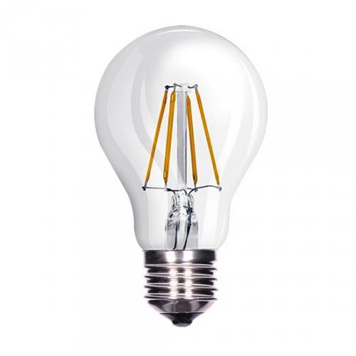 LED žárovka retro, klasický tvar, 8W, E27, 3000K, 360°, 810lm, Solight WZ501A-1