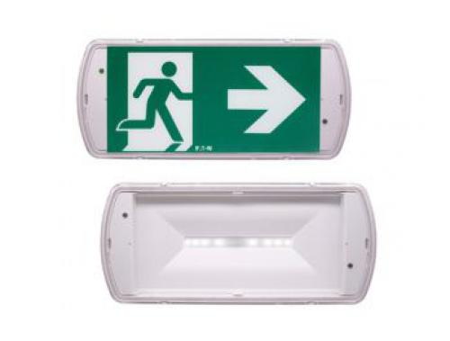 LED nouzové svítidlo EATON SafeLite SL20, MNM, IP42, 100lm, 1H, SL2MNM42D1C3A