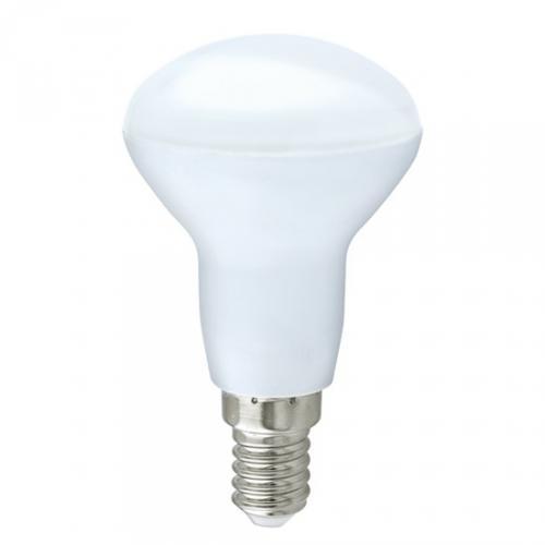 LED žárovka reflektorová, R50, 5W, E14, 3000K, 440lm, bílé provedení, Solight WZ413-1