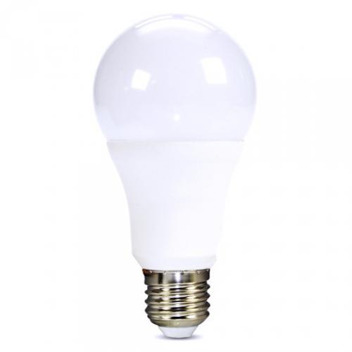 LED žárovka, klasický tvar, 15W, E27, 6000K, 270°, 1220lm, Solight WZ521