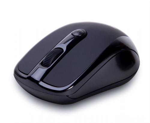 Bezdrátová myš AQ Galaxy, èerná, 800/1200/1600 dpi