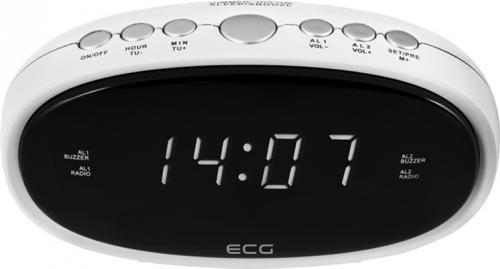 Radiobudík ECG RB 010 White