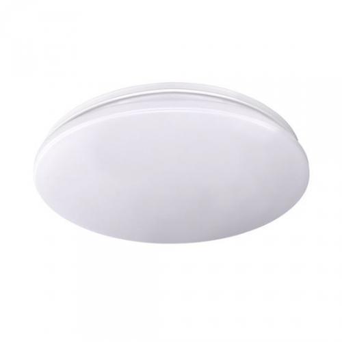 LED stropní svìtlo PLAIN, 12W, 840lm, 3000K, kulaté, 26cm, Solight WO773