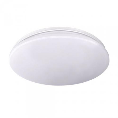 LED stropní svìtlo PLAIN, 18W, 1260lm, 3000K, kulaté, 33cm, Solight WO774