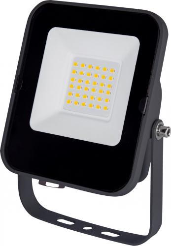 LED reflektor ALFA SMD 20W CW, svorkovnice, 6000K, 2000lm, IP65, Greenlux GXLR032