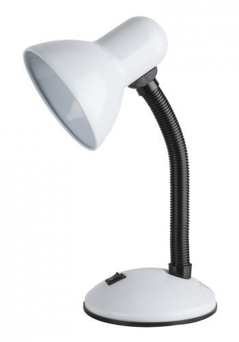 Stolní lampa Rabalux DYLAN bílá, E27, max. 40W, 230V, 004168