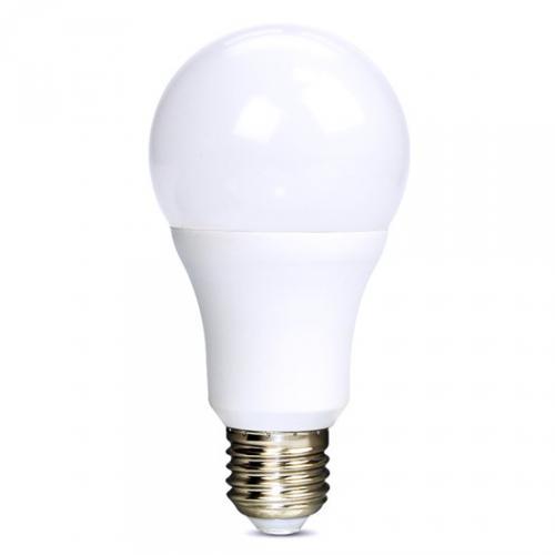 LED žárovka, klasický tvar, 12W, E27, 4000K, 270°, 1010lm, Solight WZ508A-1
