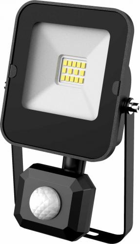LED reflektor ALFA PIR SMD 10W NW, 4000K, 1000lm, IP44, Greenlux GXLR051