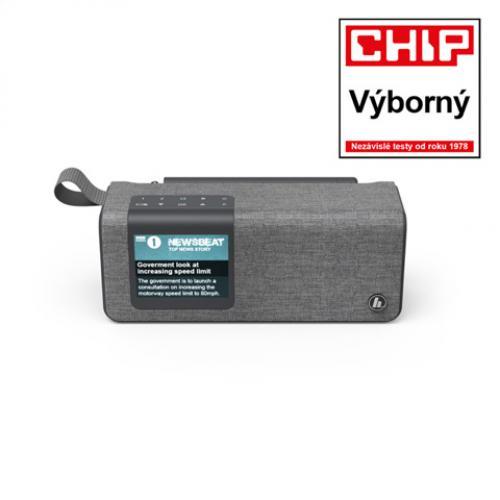 Digitální rádio Hama DR200BT FM/DAB+/Bluetooth, akumulátor, 173191