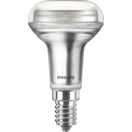 LED reflektorová žárovka Philips LEDspot R50 2,8W (40W), E14, 2700K, 210lm, 929001891102