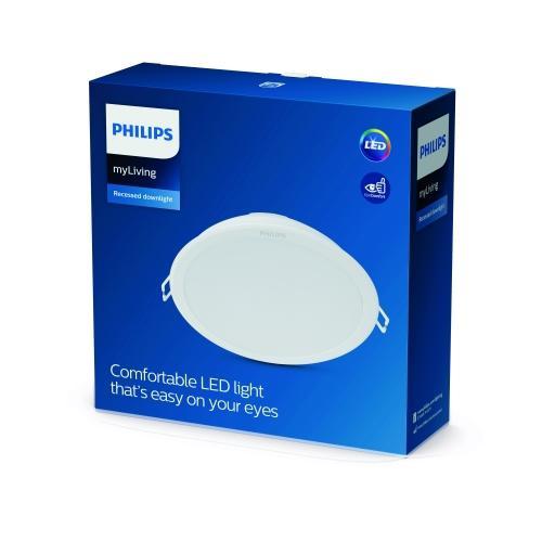 LED vestavné svítidlo Philips 59466/31/E3 Meson 17W, 4000K, 1750lm, IP20 - zvìtšit obrázek