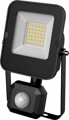 LED reflektor ALFA PIR SMD 20W CW, 6000K, 2000lm, IP44, Greenlux GXLR052