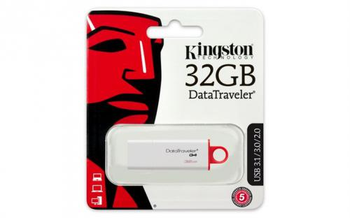 USB Flash disk Kingston 32GB USB 3.0 Data Traveler G4