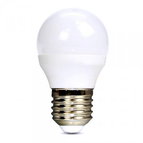 LED žárovka LED-POL ORO-E27-G45-TOTO-6W-DW 6W, 4000K, 470lm, E27, denní bílá, ORO04024
