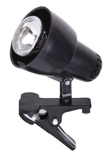 Lampièka na klip Rabalux Clip spot, E14, max. 40W, èerná, 004357