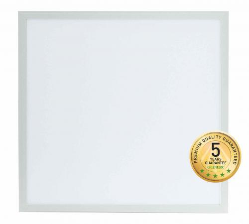 LED panel Greenlux VIRGO 5 48W White NW, 4000K, 4800lm, IP20, záruka 5 let, GXLS177