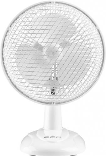 Stolní ventilátor ECG FT 15a, 15cm, 2 rychlosti, 20W