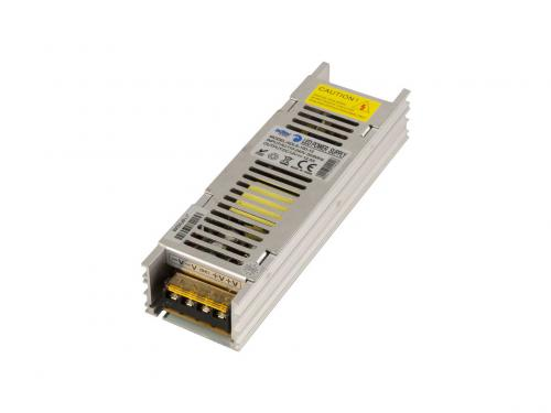 LED DRIVER 150W/M-SLIM (ADLS-150-12), 150W, 12V DC, IP20, Greenlux GXLD115