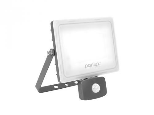 LED reflektor s PIR senzorem VANA LED PROFI S 50W, 4000K, 4500lm, IP44, Panlux PN32300016