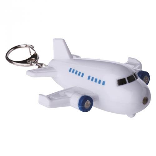 LED svítící klíèenka letadlo 7lm EMOS P4708 - zvìtšit obrázek