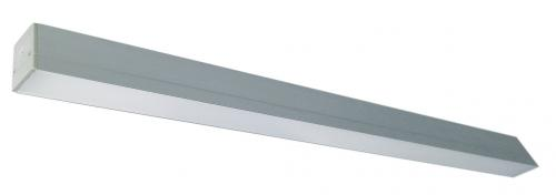 LED interiérové svítidlo LINEAR III 36W GRAY NW, 4000K, 3600lm, IP20, Greenlux GXLS154