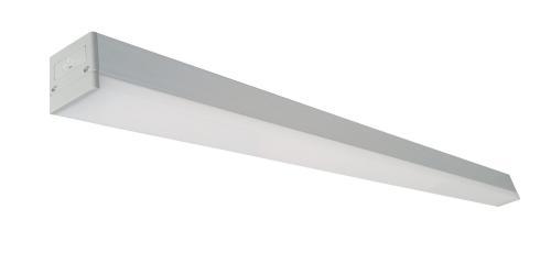 LED interiérové svítidlo LINEAR II 36W GRAY NW, 4000K, 3600lm, IP20, Greenlux GXLS157
