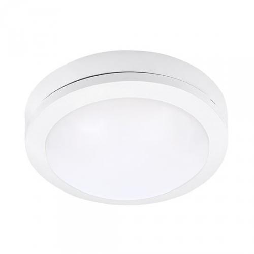 LED venkovní osvìtlení Siena, bílé, 13W, 910lm, 4000K, IP54, 17cm, Solight WO746-W