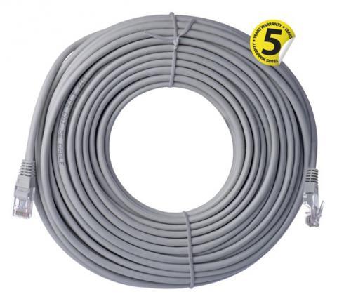 PATCH kabel UTP 5E, 25m, Emos S9130
