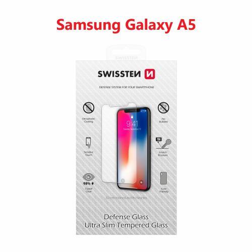 Ochranné temperované sklo Swissten SAMSUNG A500F GALAXY A5 RE 2,5D - zvìtšit obrázek
