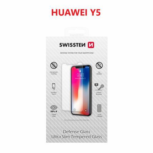 Ochranné temperované sklo Swissten HUAWEI Y5 RE 2,5D - zvìtšit obrázek