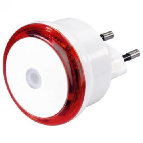 LED noèní / orientaèní svìtlo Hama Basic, èervené, Hama 121968