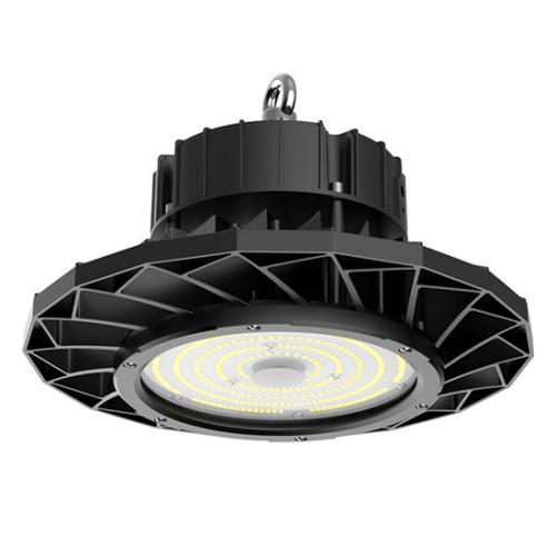 LED svítidlo High bay, 100W, IP65, 13000lm, 120°, Samsung LED, Lifud driver, 5000K, 1-10V stmívání, Solight WPH-100W-004