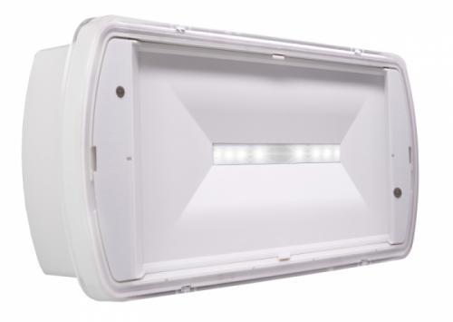 LED nouzové svítidlo EATON SafeLite SL20, MNM, 100lm, 3h, IP65, IK07, SL2MNM65D3C3A