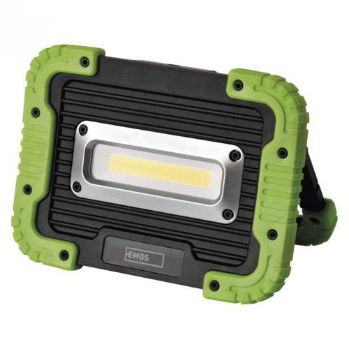 LED nabíjecí reflektor Emos COB P4534, 600 lm, 3000 mAh, IP44, P4534