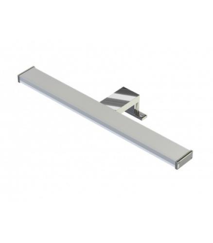 LED koupelnové svítidlo ARVEN na zrcadlo 8W, IP44, 3000K - teplá, Panlux PN12100002