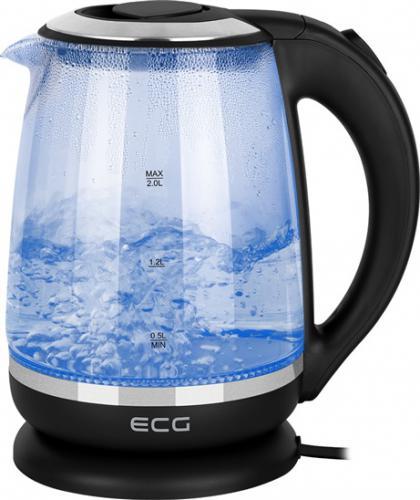 Rychlovarná konvice ECG RK 2080 Glass, objem 2,0 l - zvìtšit obrázek