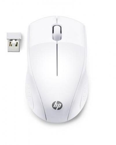 Bezdrátová myš HP Wireless Mouse 220 White