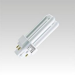 KLD-D/E 10W/830 G24q-1 LIFETIME Plus®