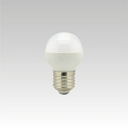 LQ5 LED G45 240V 5W E27 3000K NBB