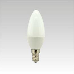 LQ5 LED C37 240V 5W E14 6000K NBB