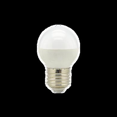 LQ6 LED G45 230-240V 7W E27 2700K