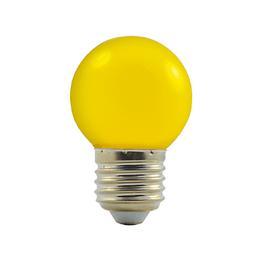 LED G45 230-240V 1W COLOURMAX E27 ŽLUTÁ